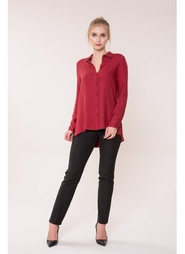 GIZIA Gömlek Kırmızı
